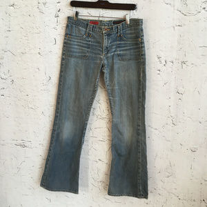 AG BY ADRIANO GOLDSHMIED JEANS 29R